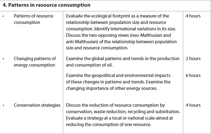 patterns in resource consumption Figure 1 shows the huge increase in world energy consumption that has  patterns have varied us energy consumption per  resource-shortage.