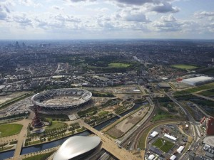 East London for Olympics