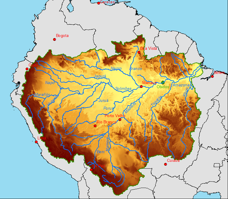 map-of-the-amazon-river-basin