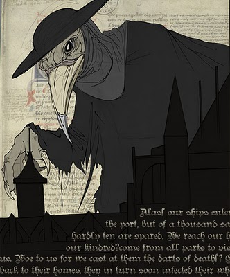 Three black crows death