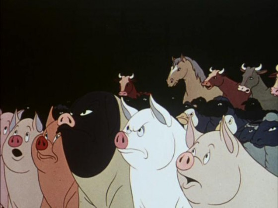 """what is the effect of old major s speech on the animals In the novel """"animal farm"""" by george orwell old major, the pig, gives a speech, in which he uses a variety of technics in order to convince the other animals that only rebellion will lead to their freedom."""