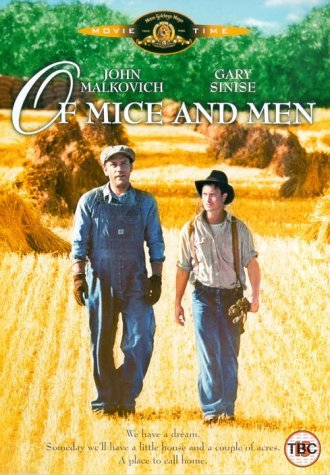 the true friendship of lennie and george in of mice and men by john steinbeck John steinbeck's of mice and men (1937) tells a story of george milton and lennie small, two migrant ranch workers during the great depression in california the story of the two buddies is adverse and invigorating at the same time.