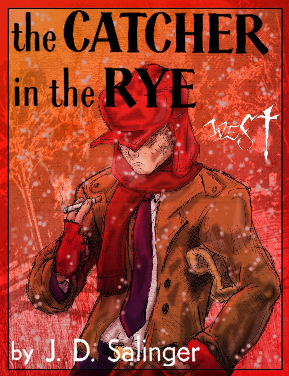 Catcher in the rye essay ideas