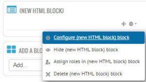 configurehtmlblock