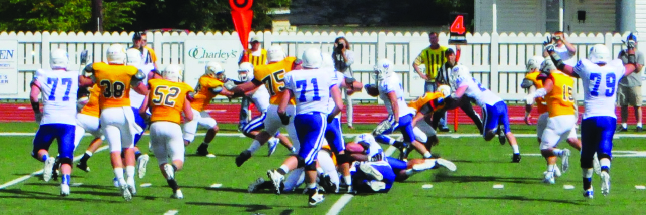 Centre Football Pursues Excellence in 2013