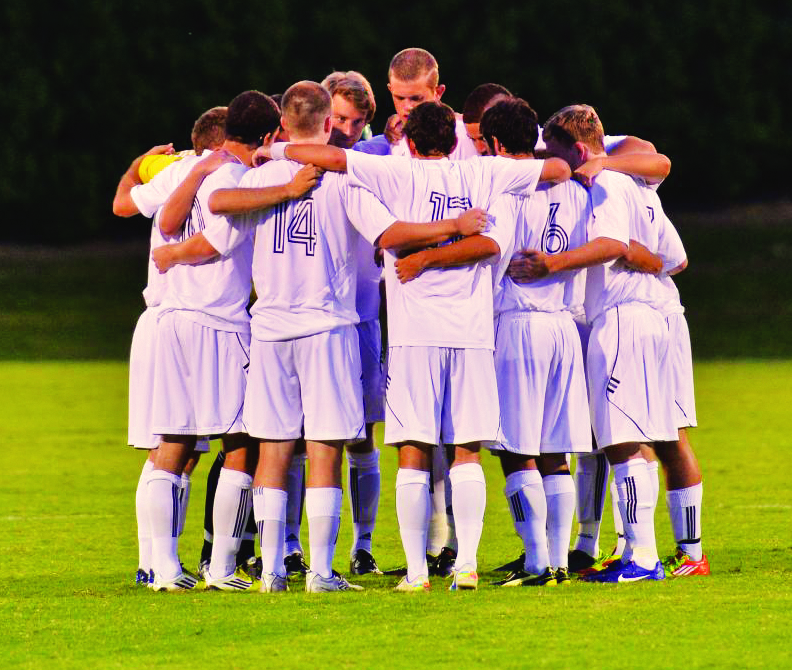 Soccer Colonels Looking to Build on Success