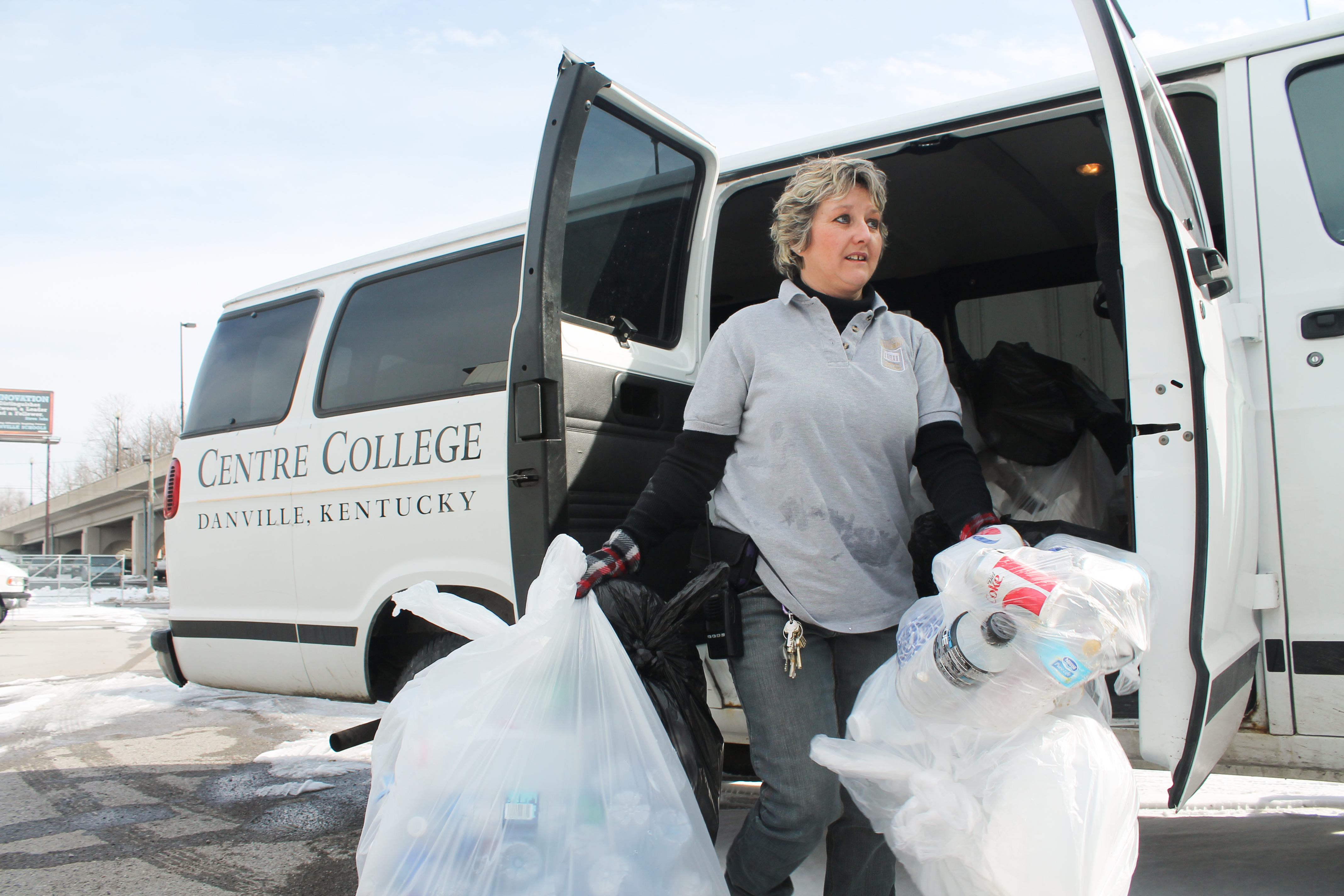 Recyclemania competition returns to Centre College for spring semester