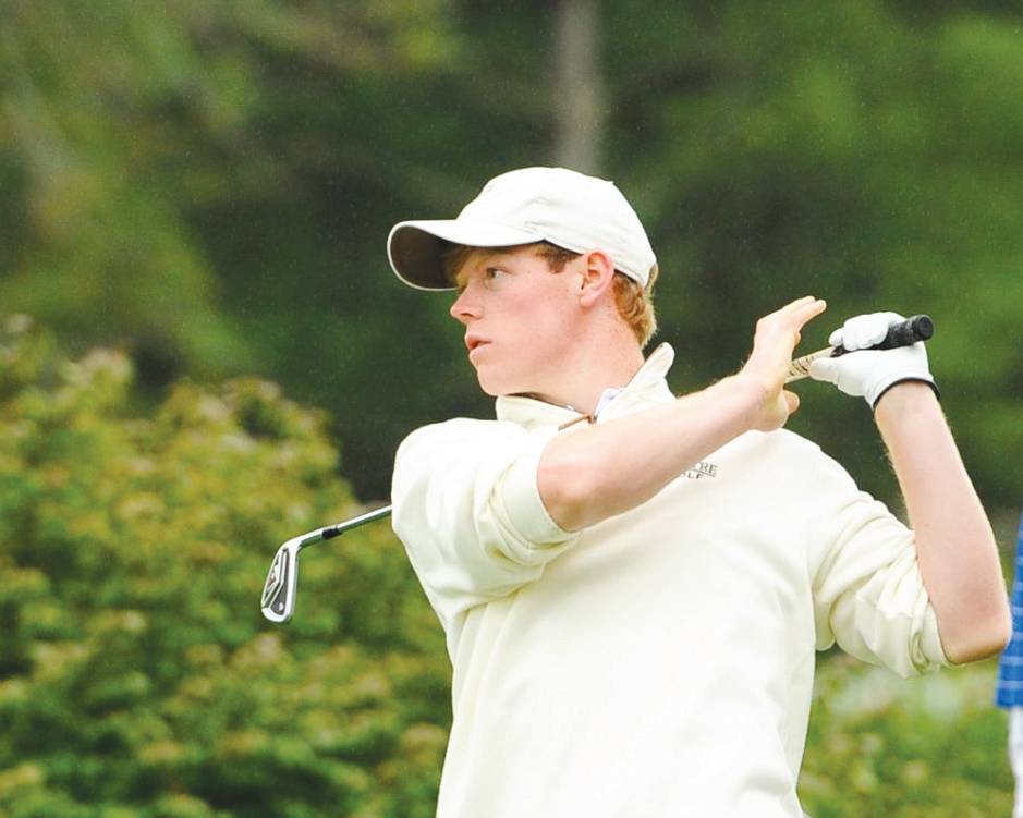 Men's Golf plays their way to a conference title