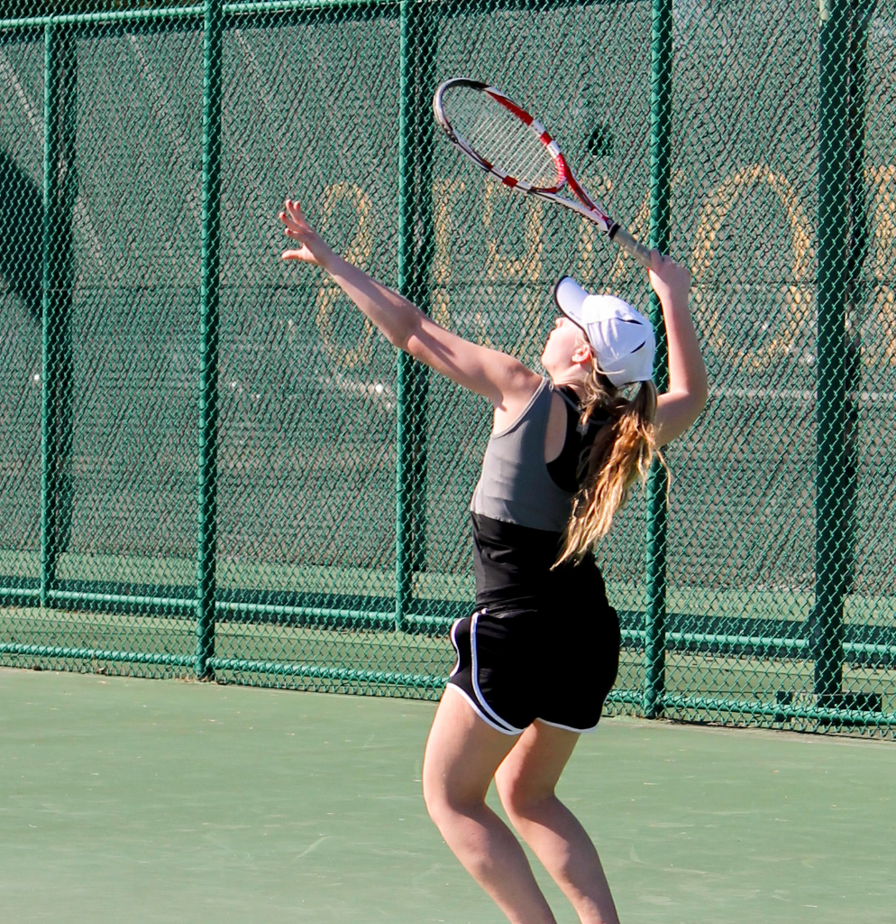Women's Tennis has a successful spring break