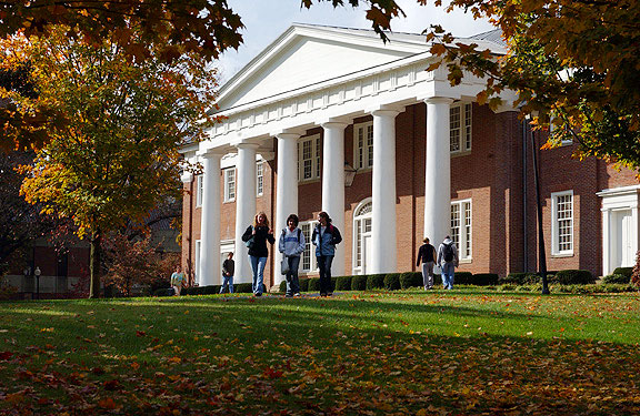 Centre College Ranked Highly in Latest U.S. News Report