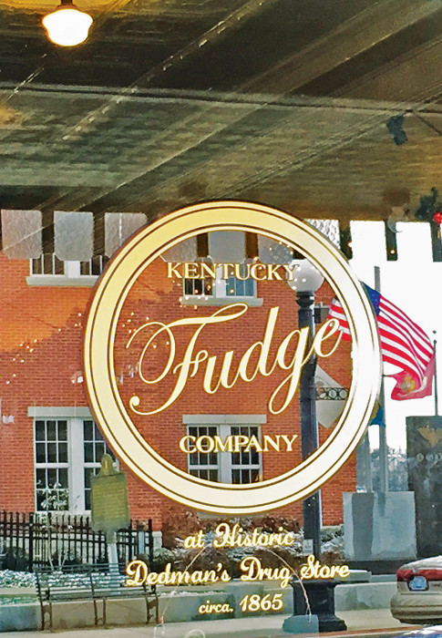 The Kentucky Fudge Factory is a restaurant and sweet shop that is known for its homemade fudge, such as the coconut fudge recipe.