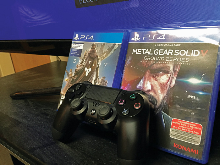 For those students who turn to playing video games as a break from school work, four new editions are available of popular games, including Call of Duty: Advanced Warfare (Multi-Platform) and Master Chief Collection.