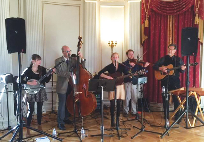 KY Music Ensemble explores bluegrass genre