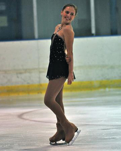 First-year Molly Holder skates to success