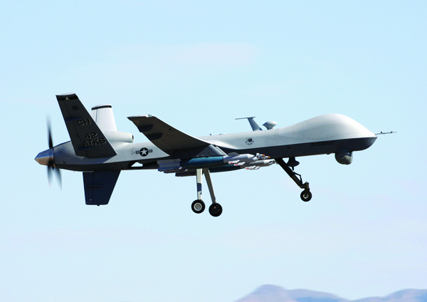 United States to begin sale of armed drones