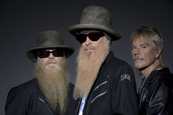 Iconic ZZ Top ready to rock and roll at Centre