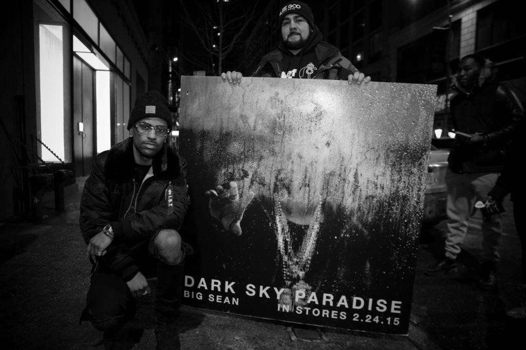 In the Rotation: Big Sean's newest LP Dark Sky Paradise marks improvement