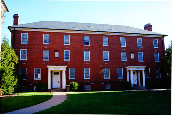 First-Year Residence Halls to be Coeducational starting in fall 2015