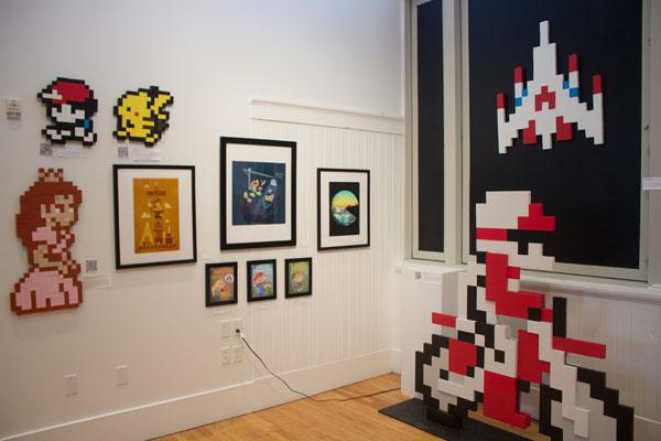 Danville Community Arts Center Showcases the Art of Video Games