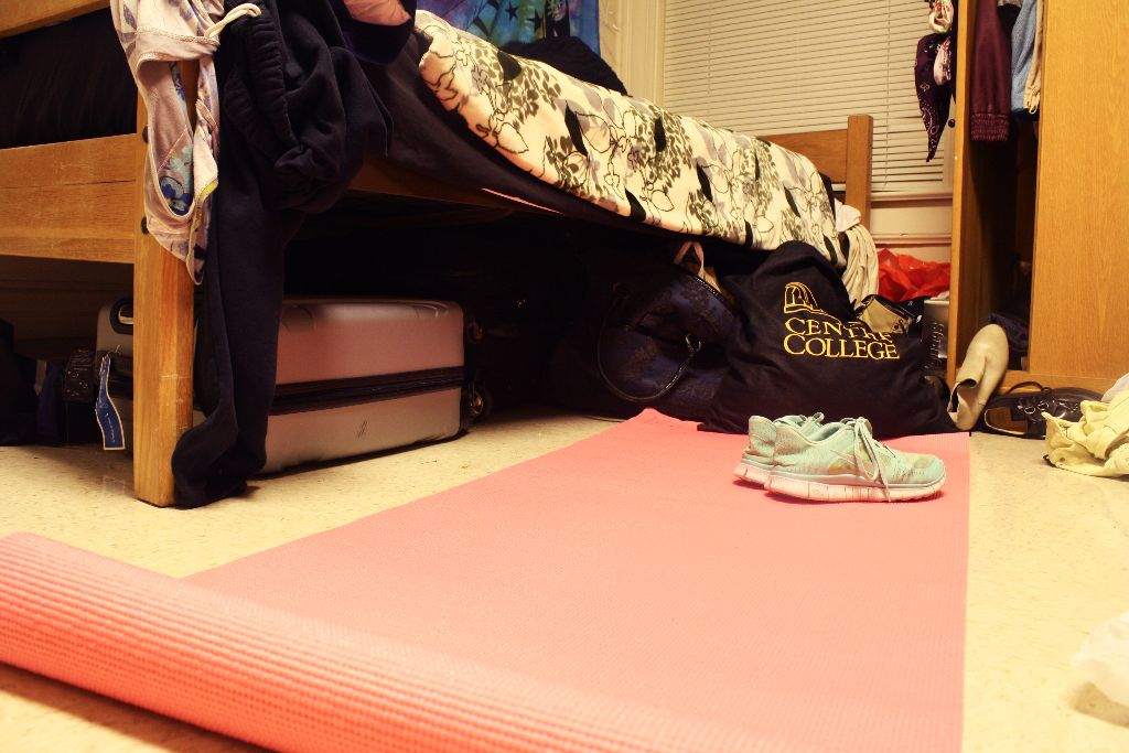 Tips for dorm room workouts