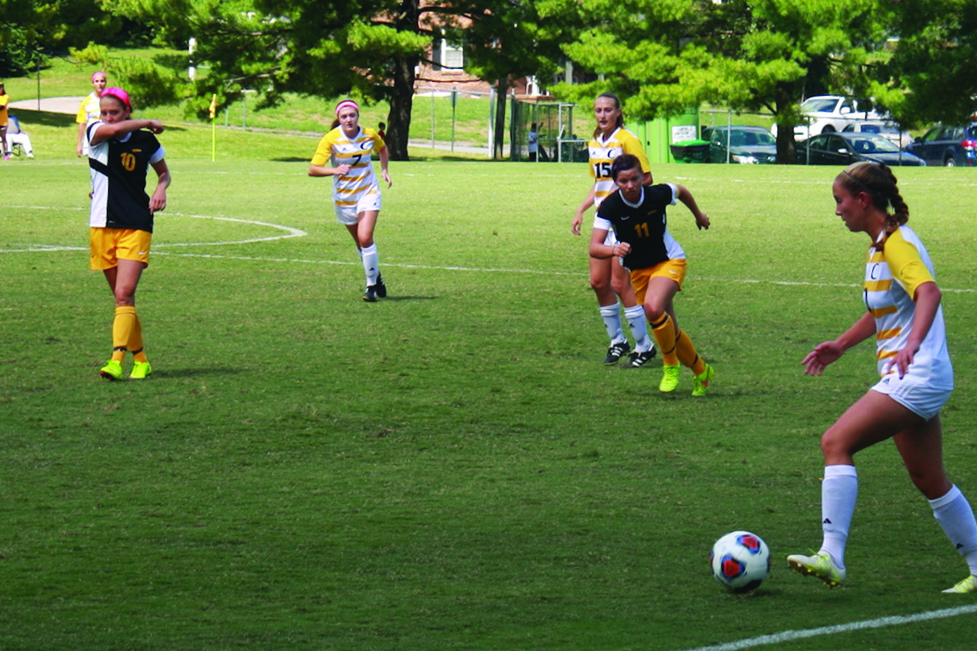 Fall Sports Roundup: Another great autumn for Centre Athletics
