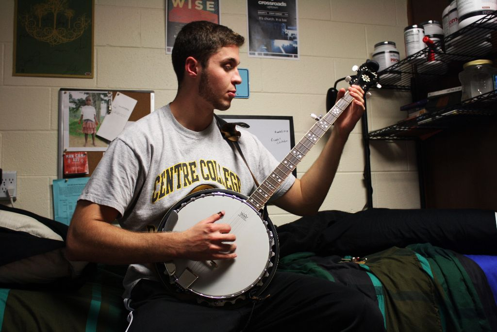 Kentucky's Favorite Instrument: Why you should play the banjo