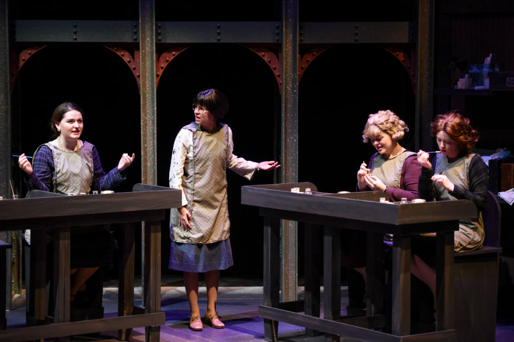 Review: DramaCentre puts up 'very moving' production of 'These Shining Lives'