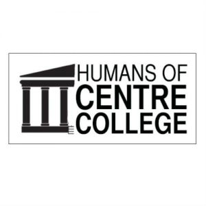 "The logo of ""Humans of Centre College."""