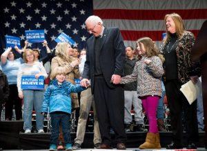 Bernie Sanders. (Photo: U.S. News & World Report)