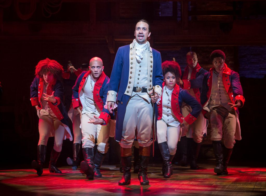 The 'Hamilton' phenomenon
