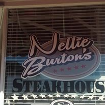 The Pinto Bean: Nellie Burton's is Uninspired, Overpriced