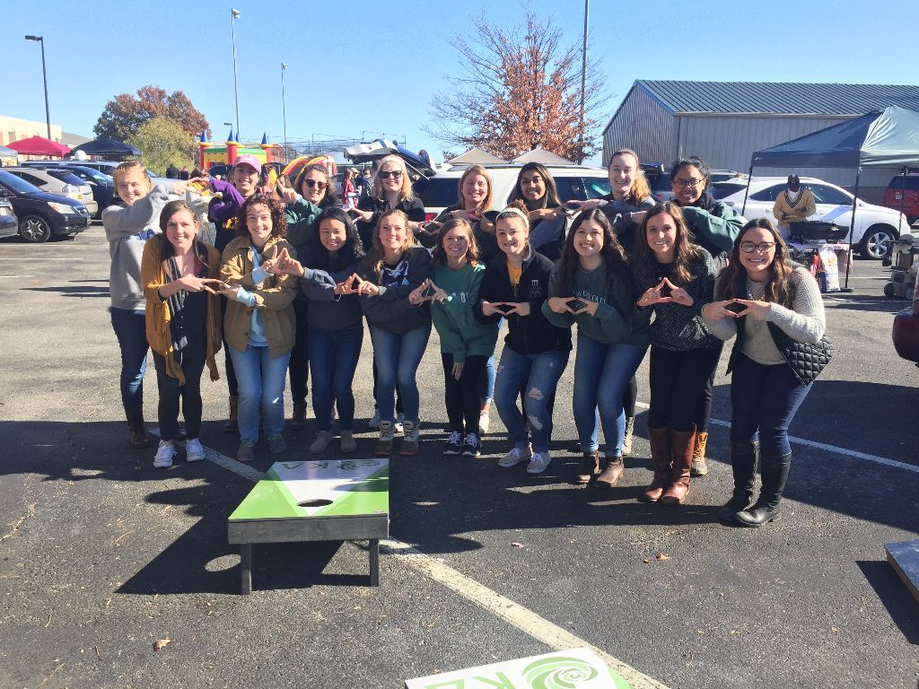 Panhellenic Party: The Sorority-Wide Tailgate