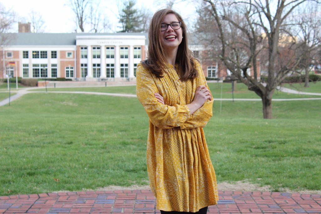 Meet Kirby Fitzpatrick: SGA's New President