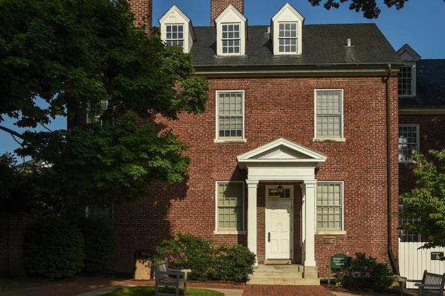 McReynolds Hall Is Renamed Amid Revelations