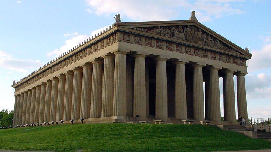 CentOnion: Master Plan Directors Announce Blueprints for Campus Parthenon