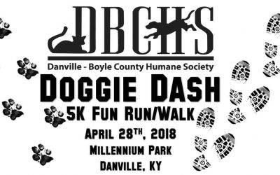 Doggie Dash: 5K Run/Walk Benefitting DBCHS