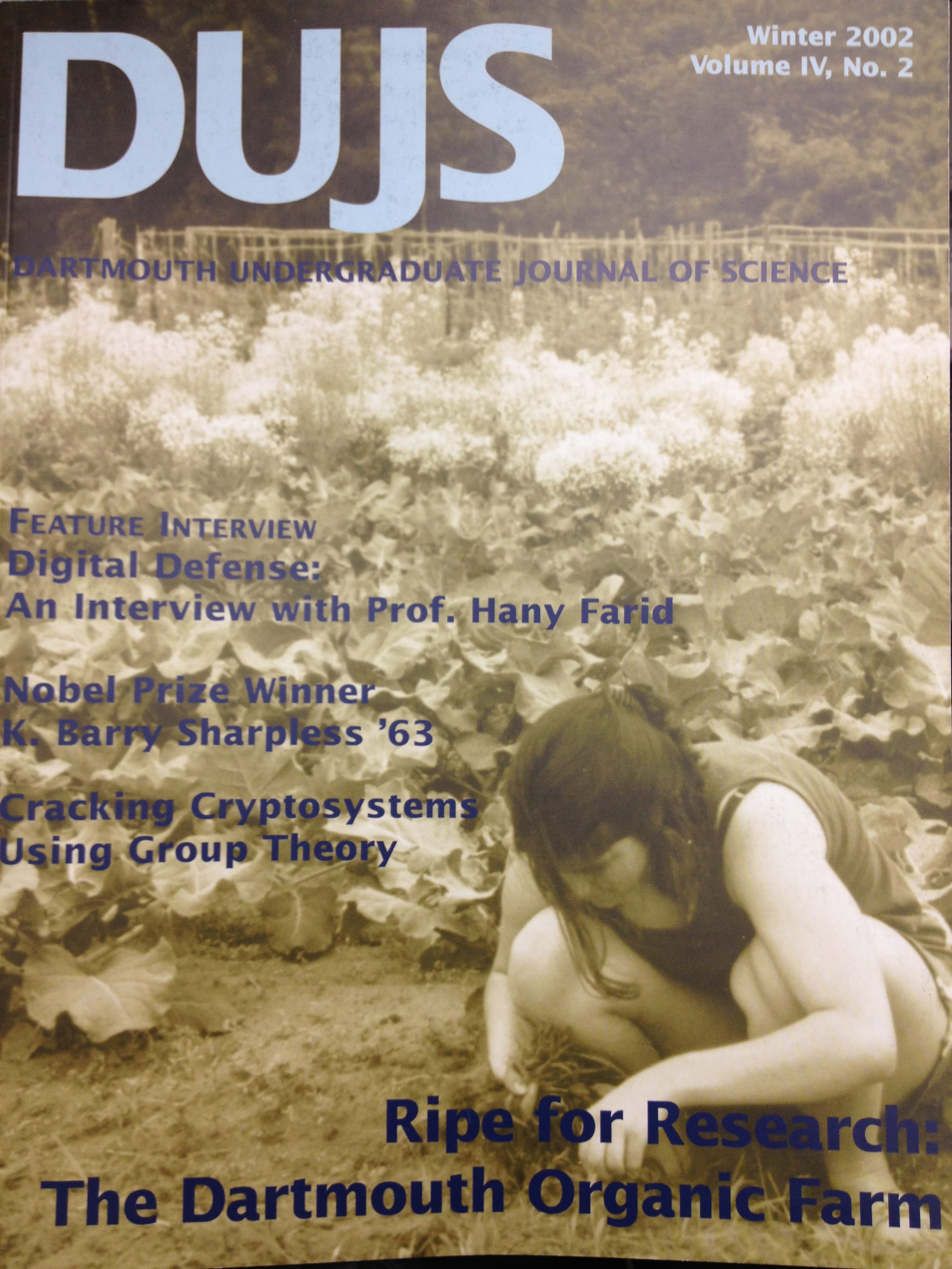 Winter 2002 Cover