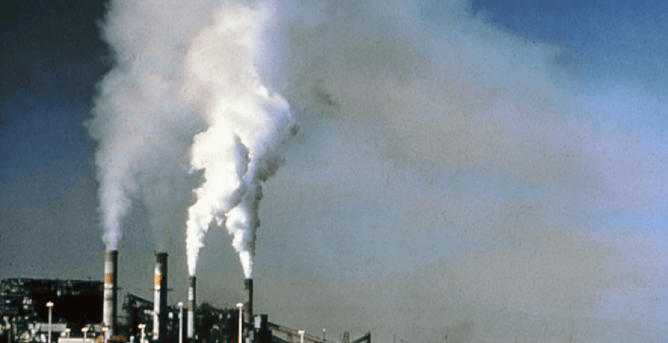 Air Pollution Lowers Expected Global Lifespan