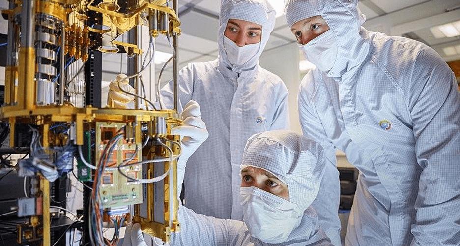 Natural radiation poses problems for quantum computer development