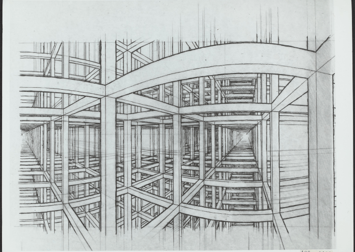 The Aesthetic Nature of Infinity and Repetition Seen in the Illustrations of M.C. Escher