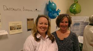 Cheryl Wheelock and Cindy Stewart