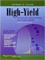 High Yield Biostatistics
