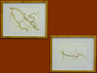 tree branch drawings