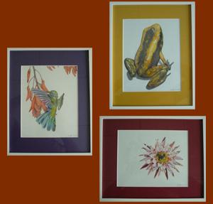 three-drawings