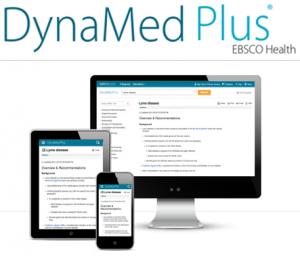 DynaMed Plus screens