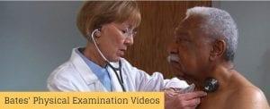 Bates Visual Exam Videos