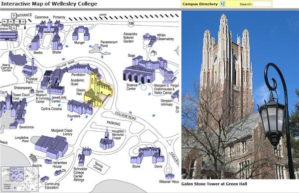 Campus Map | Dartmouth College Planning