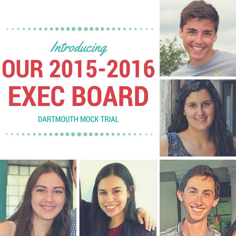 Mock trial execs