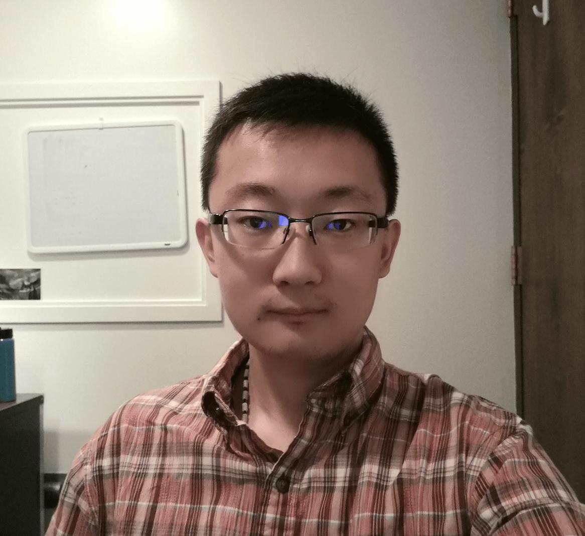 Weihao Zheng headshot