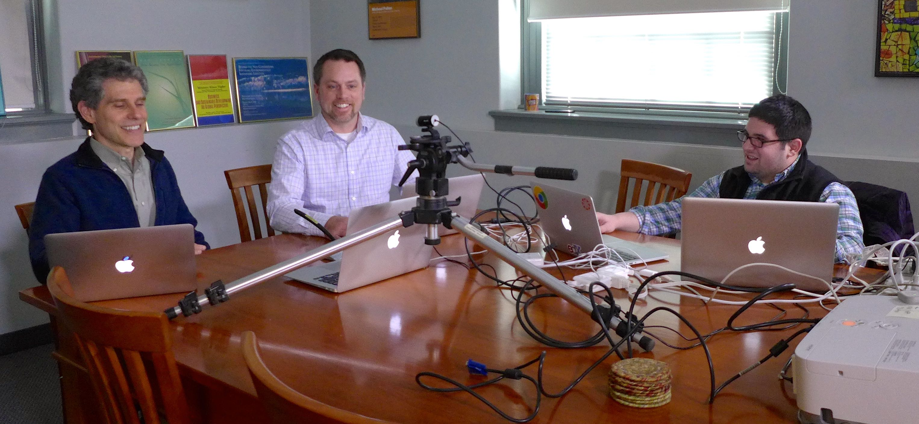 ENVX Office Hours – Going on Air with Google Hangouts